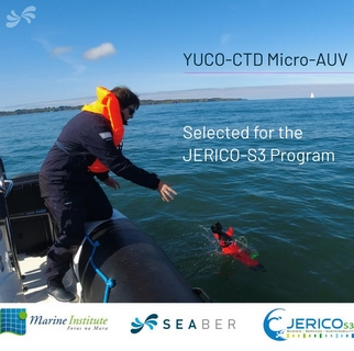 SEABER committed with Ocean Science!